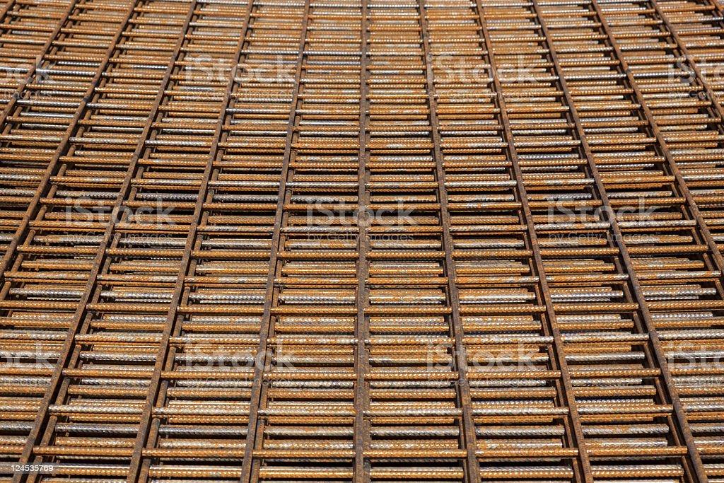construction steel royalty-free stock photo