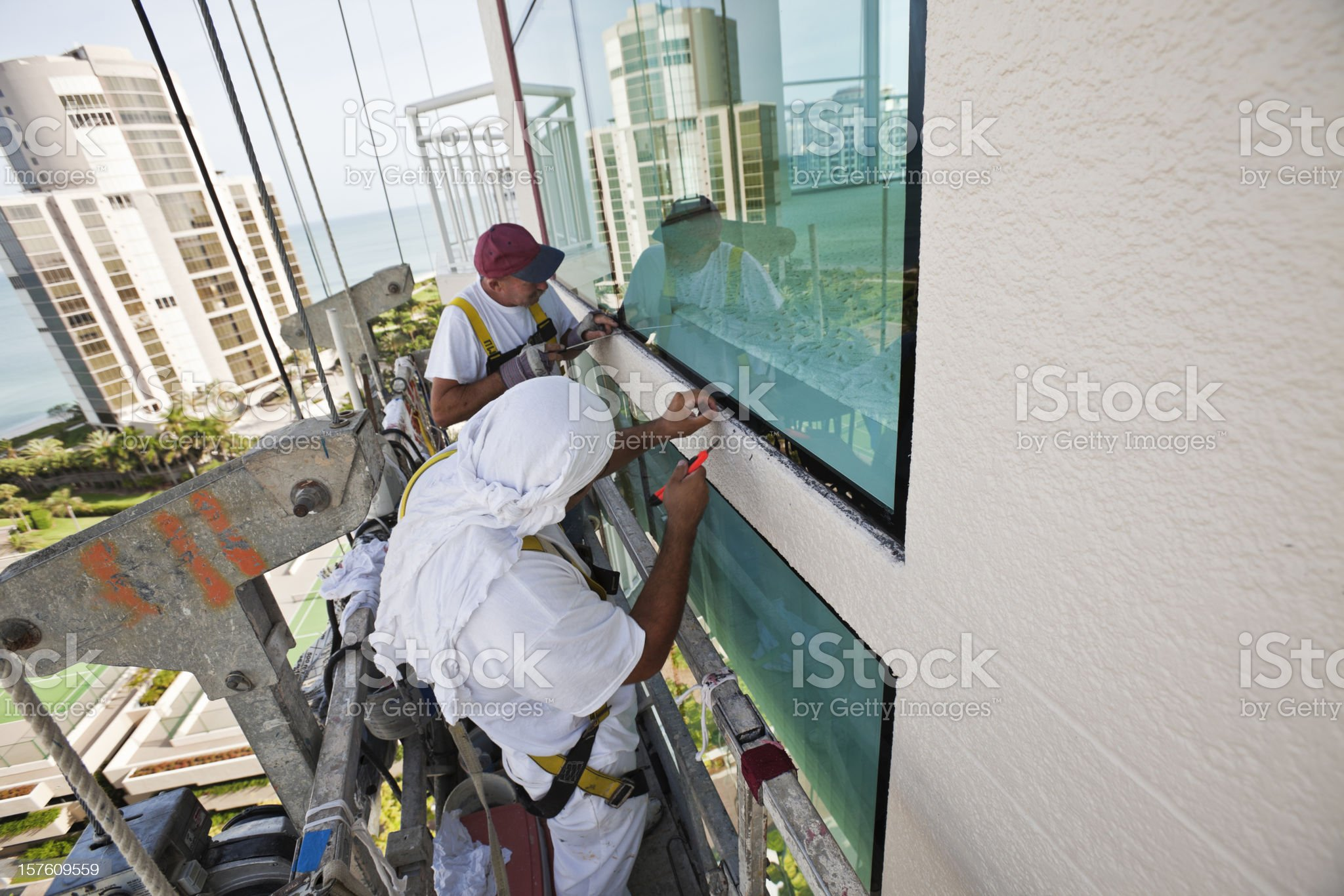 Construction Work royalty-free stock photo