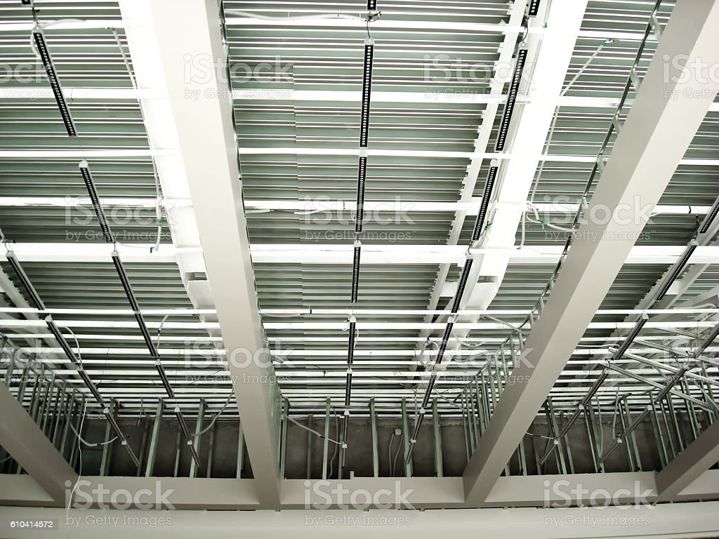 Constructions Ceiling Building stock photo