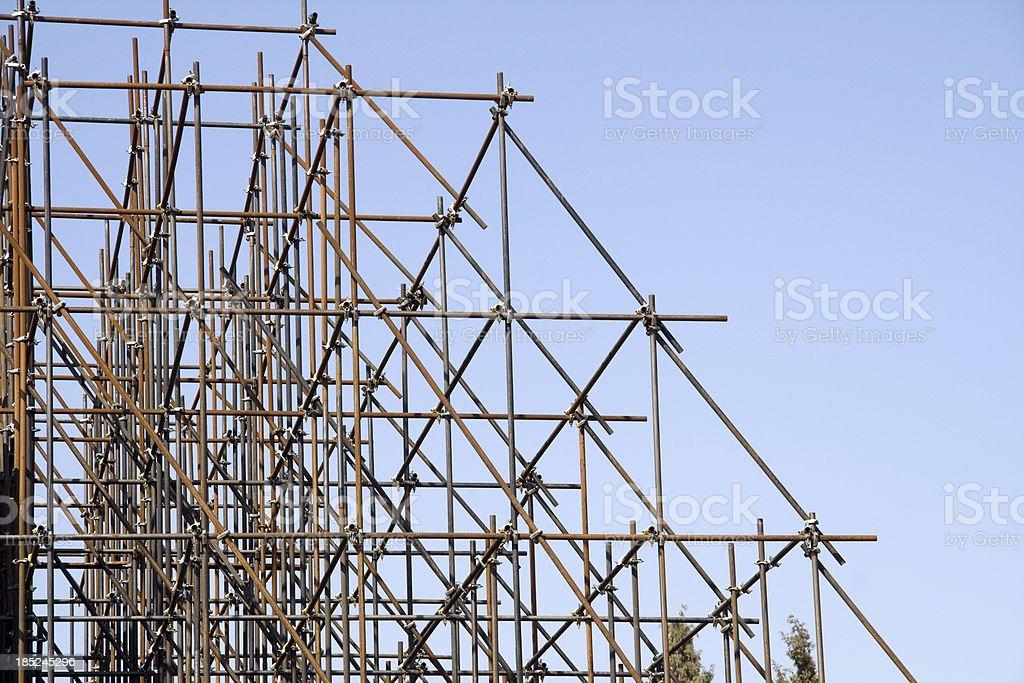 Constructions royalty-free stock photo