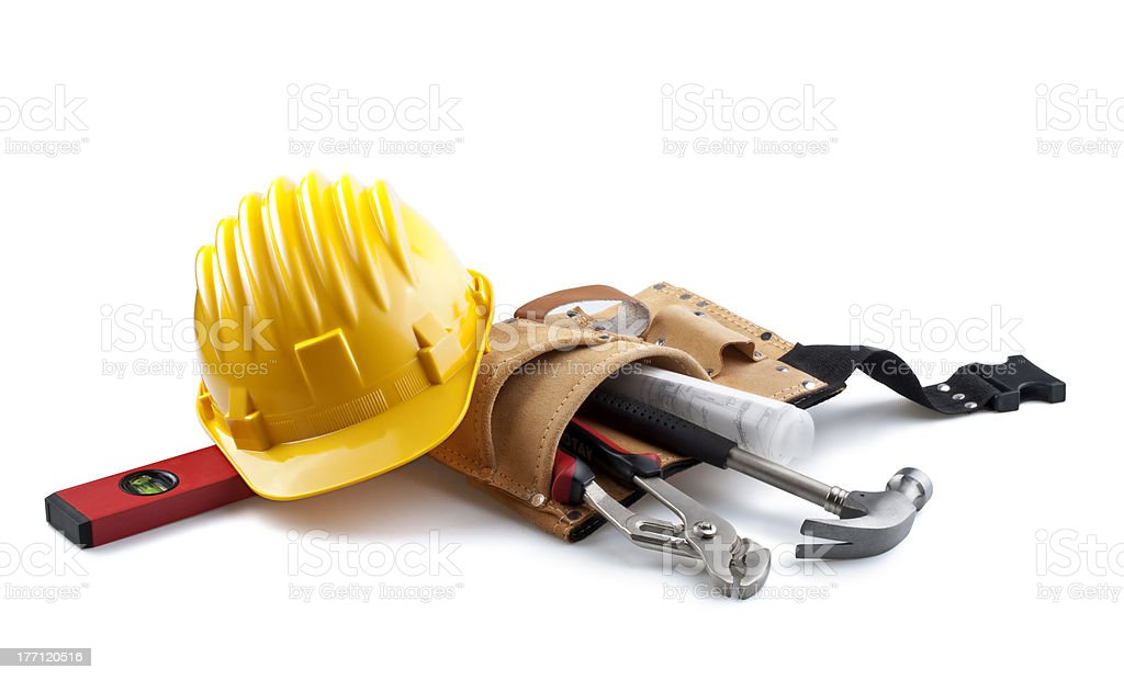 constructor still life stock photo