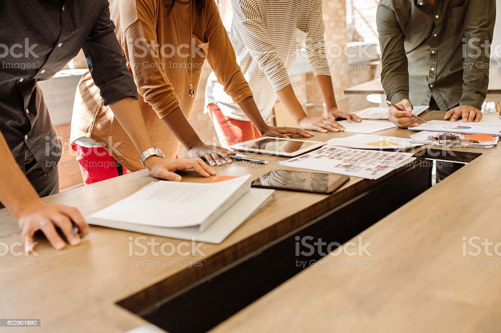 Consulting help stock photo