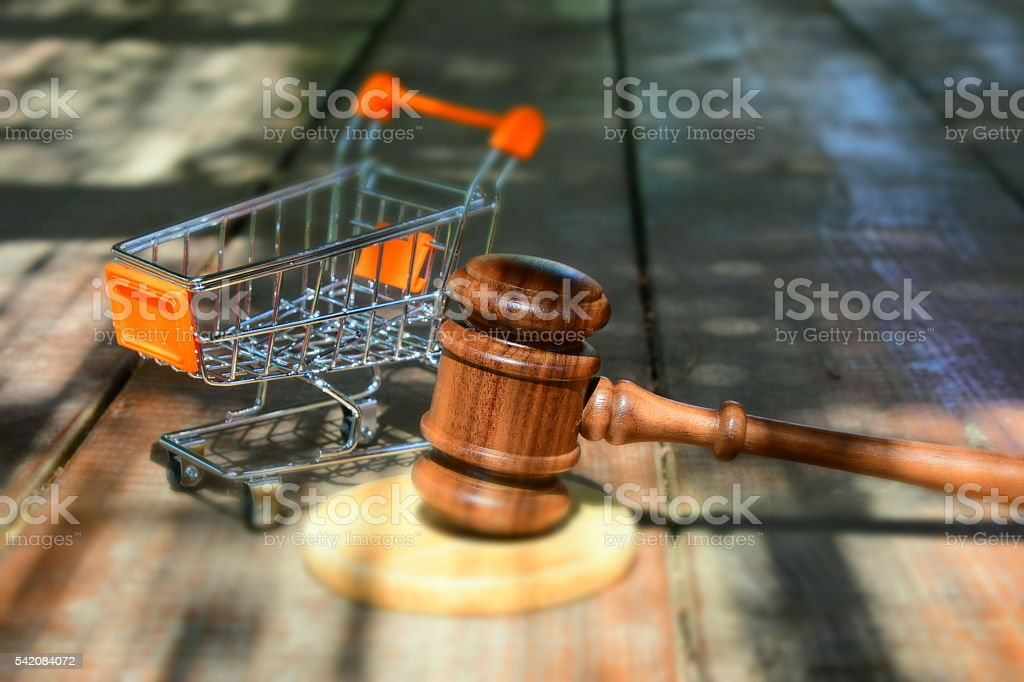 Consumer affairs Concept stock photo
