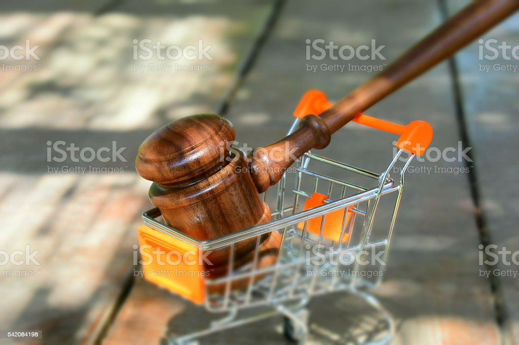 Consumer affairs stock photo