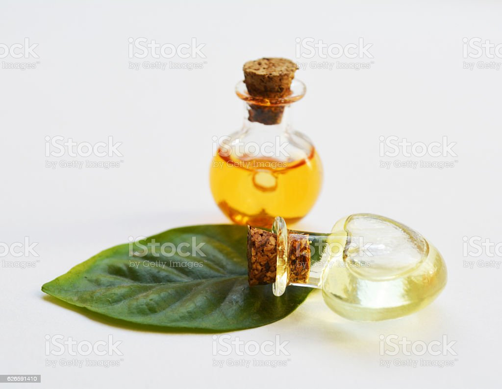 container of oil stock photo