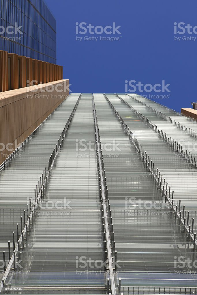 Contemporary architecture royalty-free stock photo