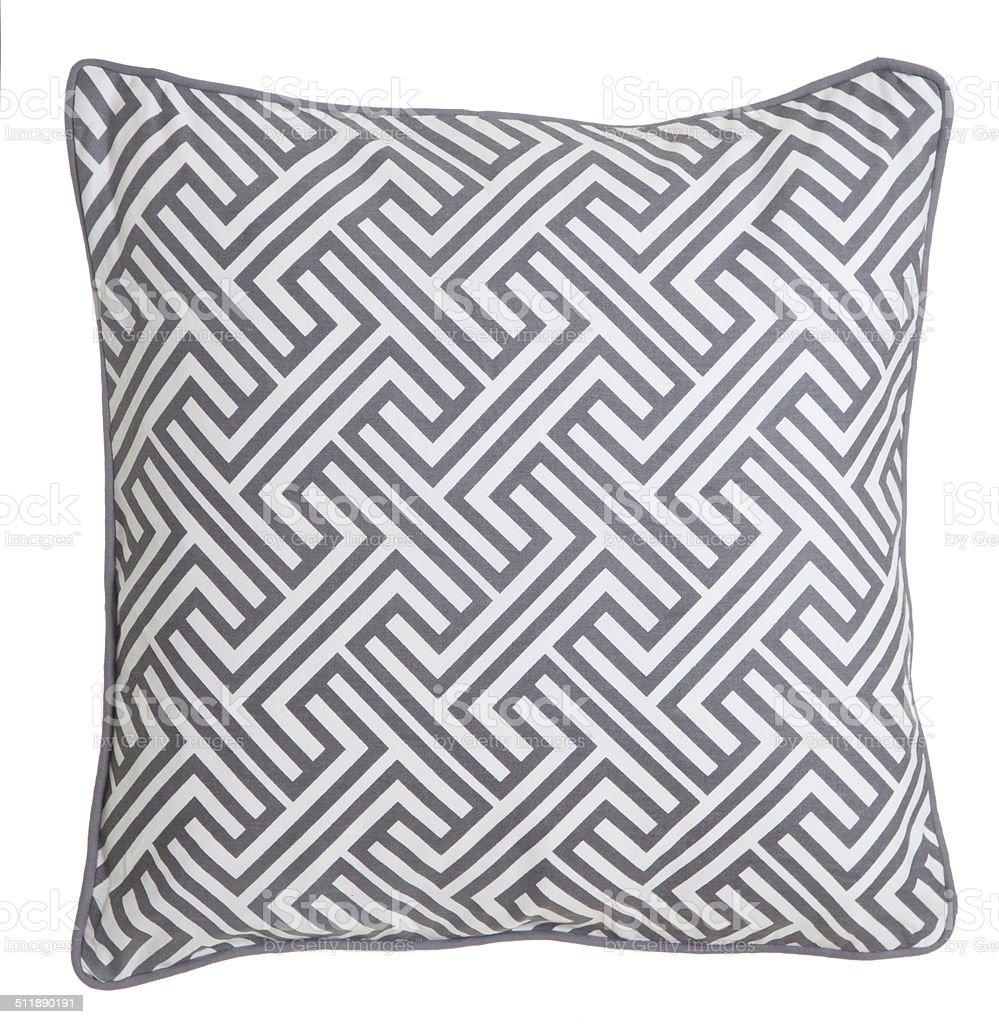 Contemporary Cushion Isolated stock photo