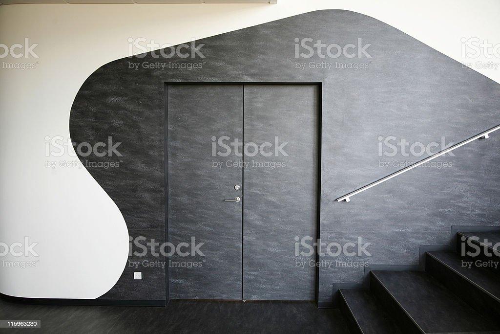 Contemporary design stock photo