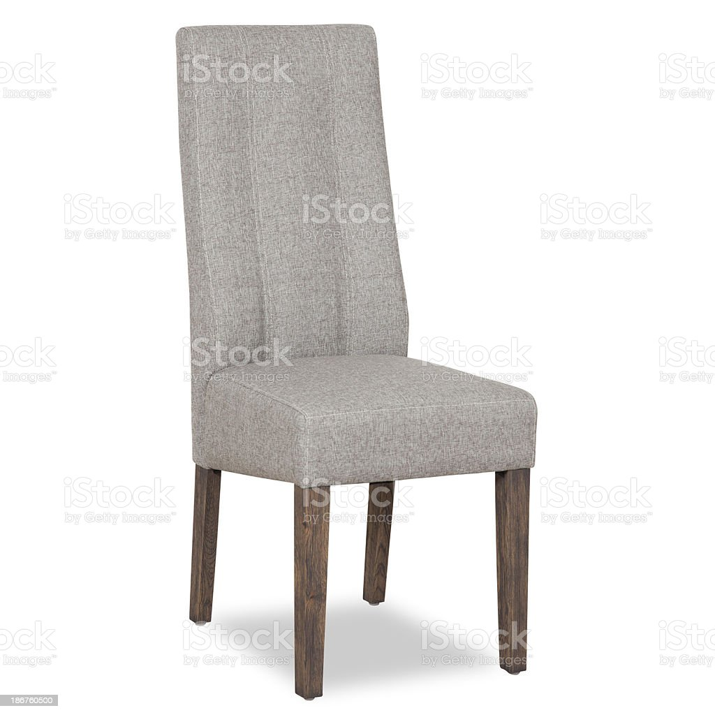 Dining room chair stock photo