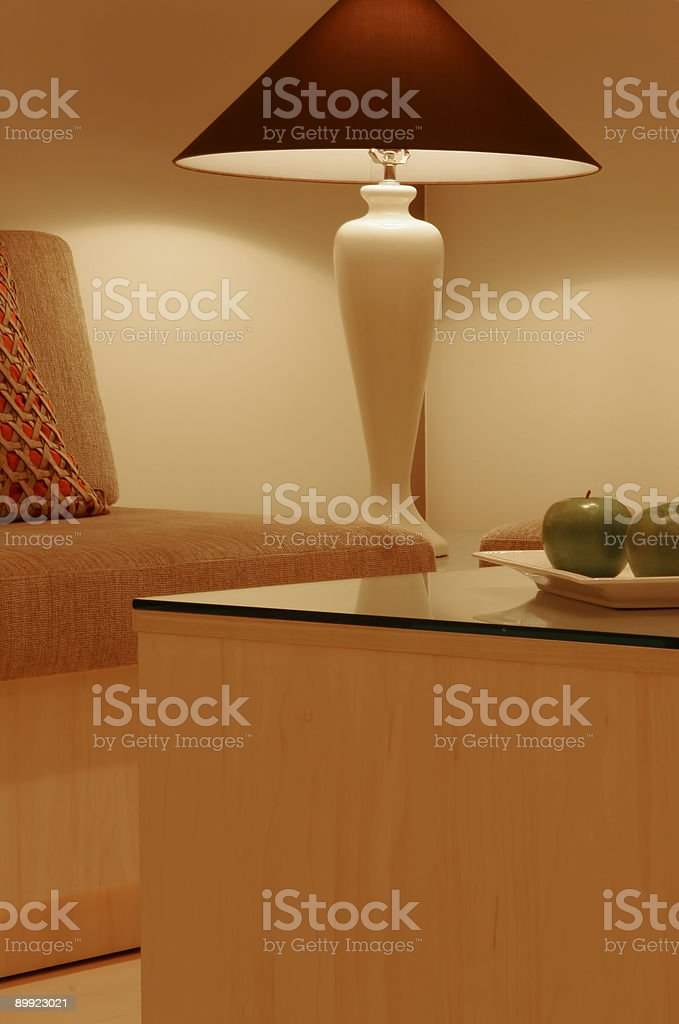 contemporary home royalty-free stock photo