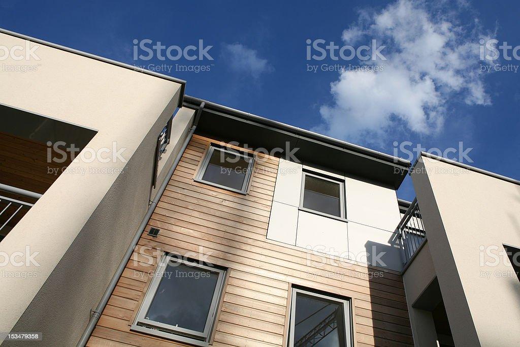 Contemporary Living stock photo