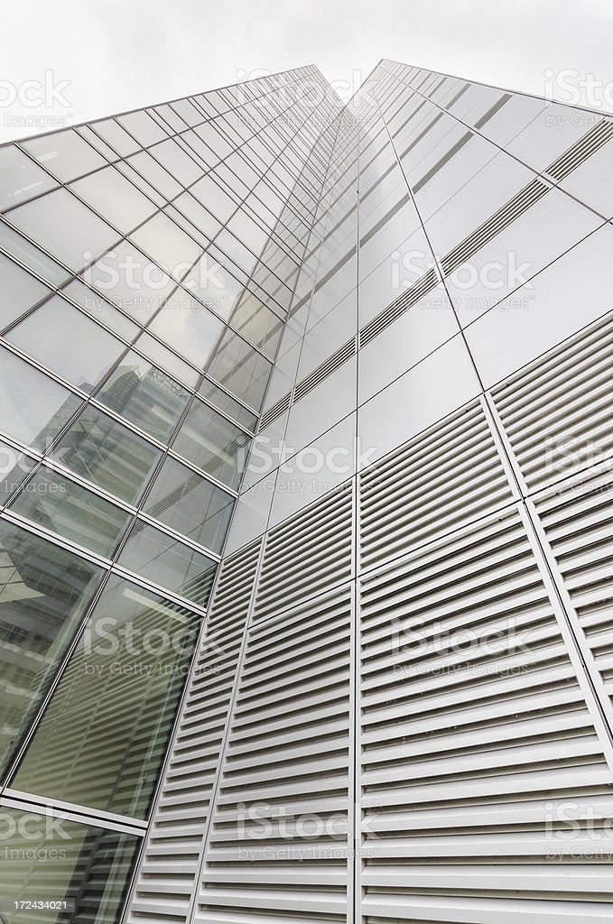 Contemporary office building royalty-free stock photo