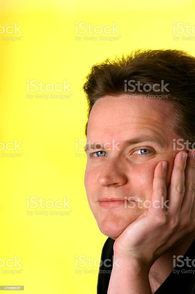 Content royalty-free stock photo