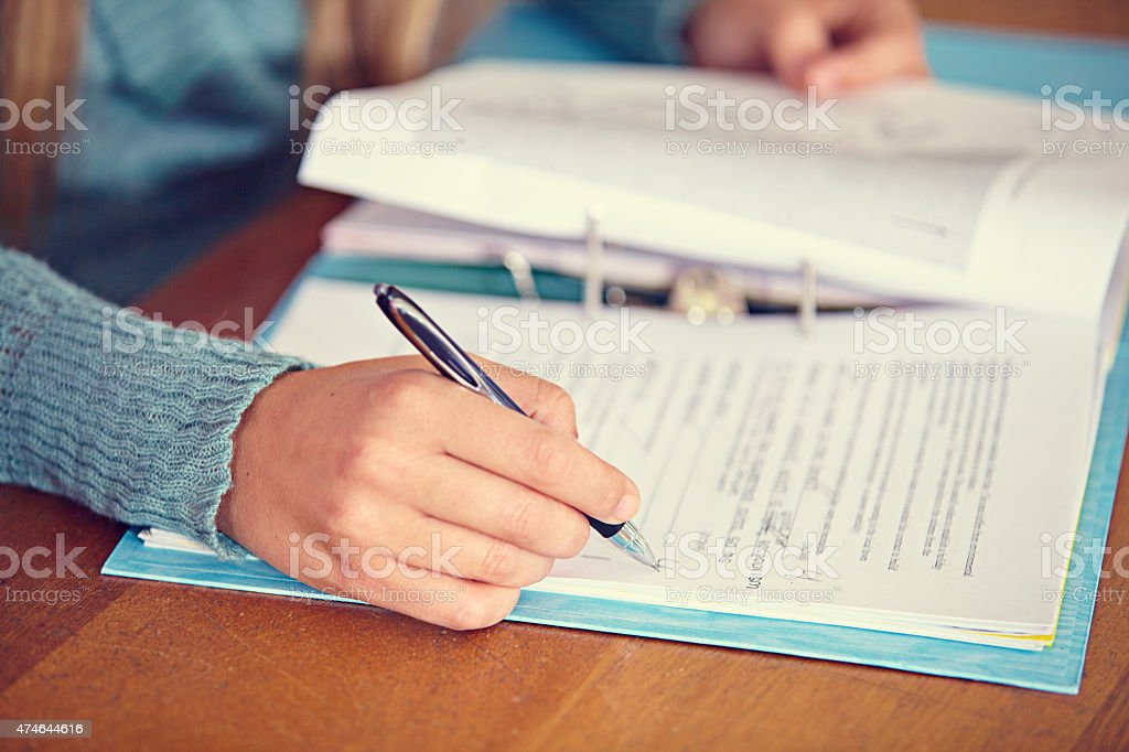 Continual assessment is crucial stock photo