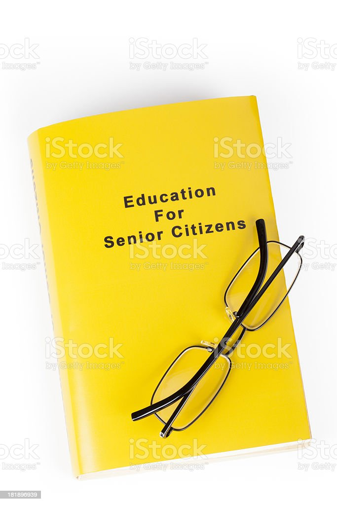 Continuing education royalty-free stock photo