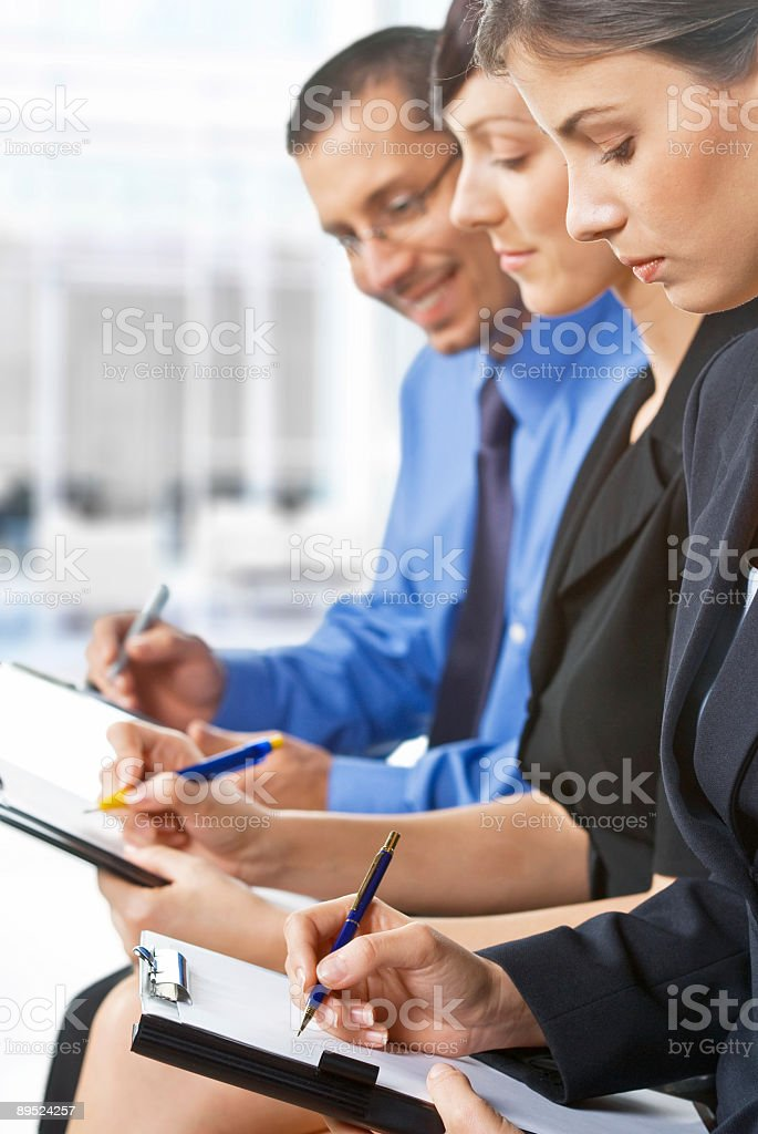 Continuing professional education stock photo