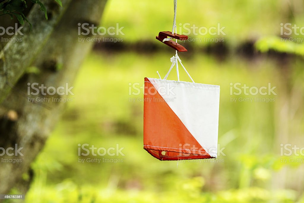 Contol point stock photo