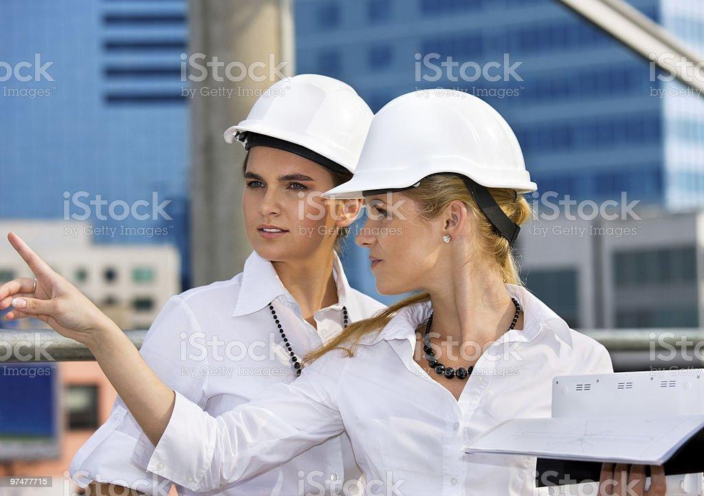 contractors royalty-free stock photo