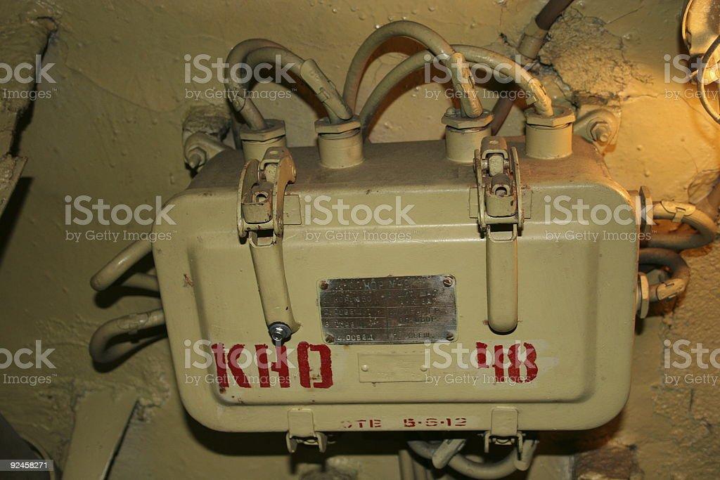 control box royalty-free stock photo