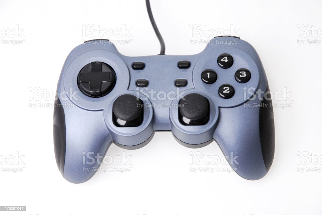 Control Pad royalty-free stock photo