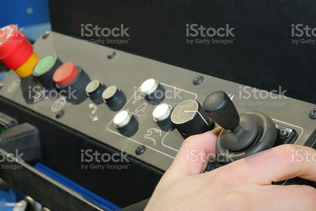 control panel royalty-free stock photo