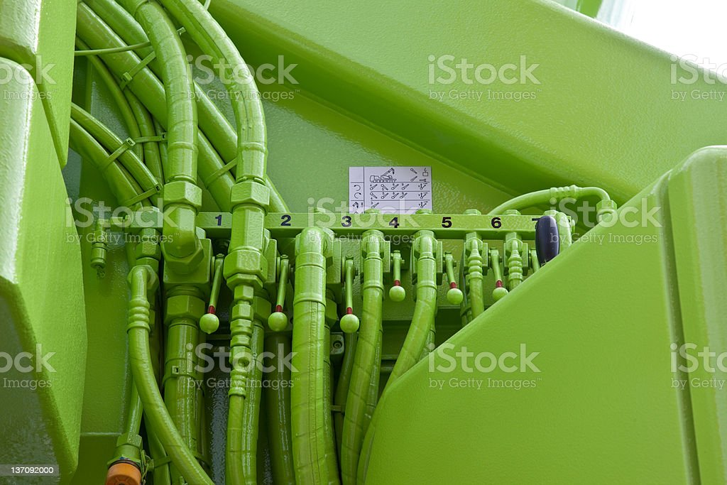 control system royalty-free stock photo