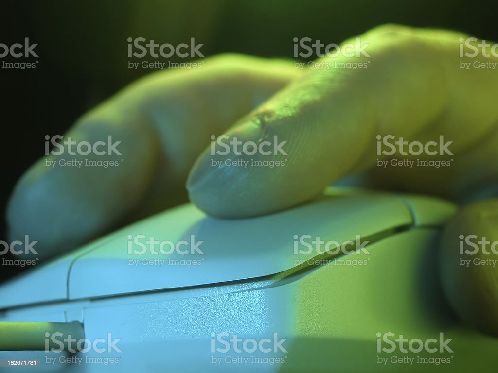 Controlling royalty-free stock photo