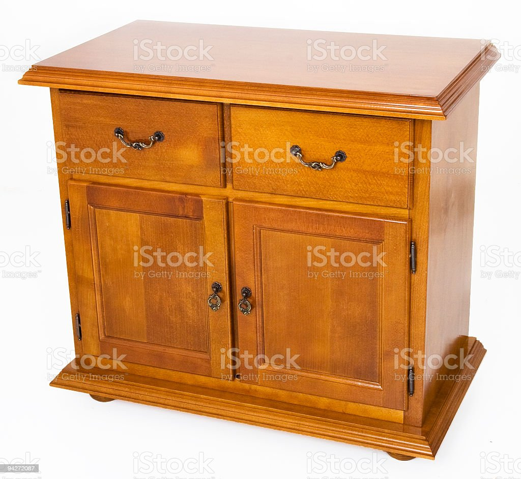 Commode royalty-free stock photo