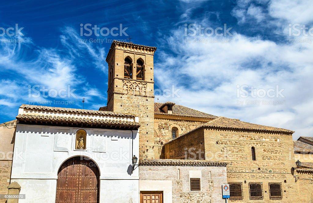 Convento de la Purisima Concepcion in Toledo, Spain stock photo