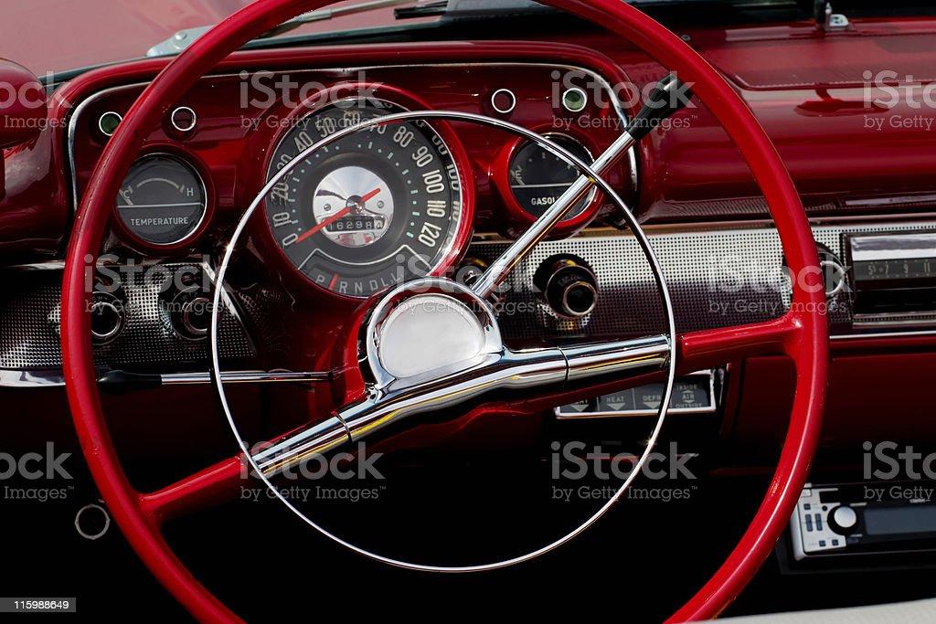 convertible royalty-free stock photo