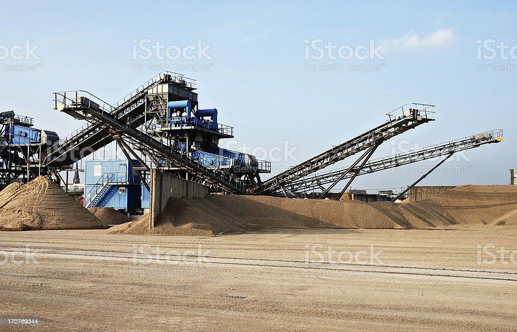 conveyer belt royalty-free stock photo