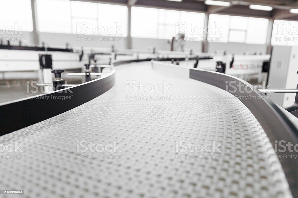 conveyer belt stock photo