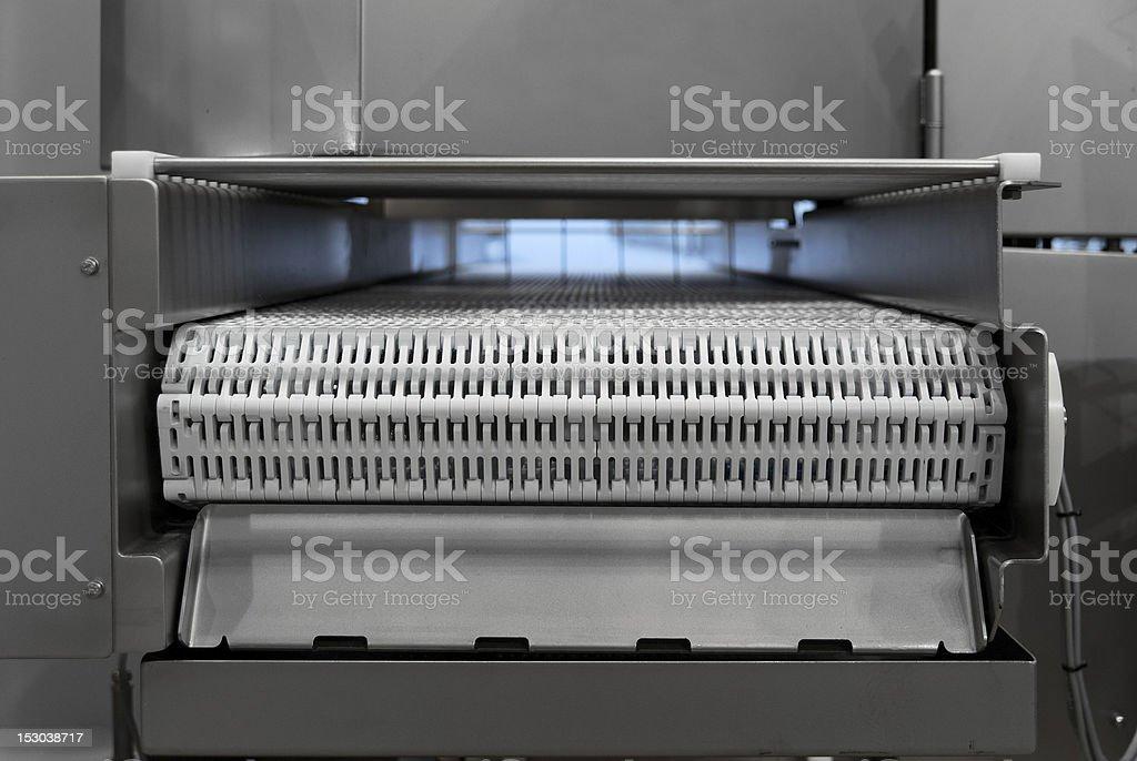 Conveyor royalty-free stock photo