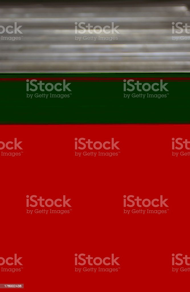 Conveyor Rollers stock photo