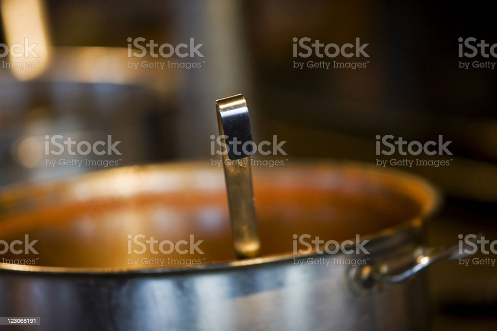 Cooked Food royalty-free stock photo