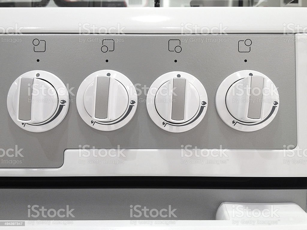 Cooker Switch (Click for more) stock photo