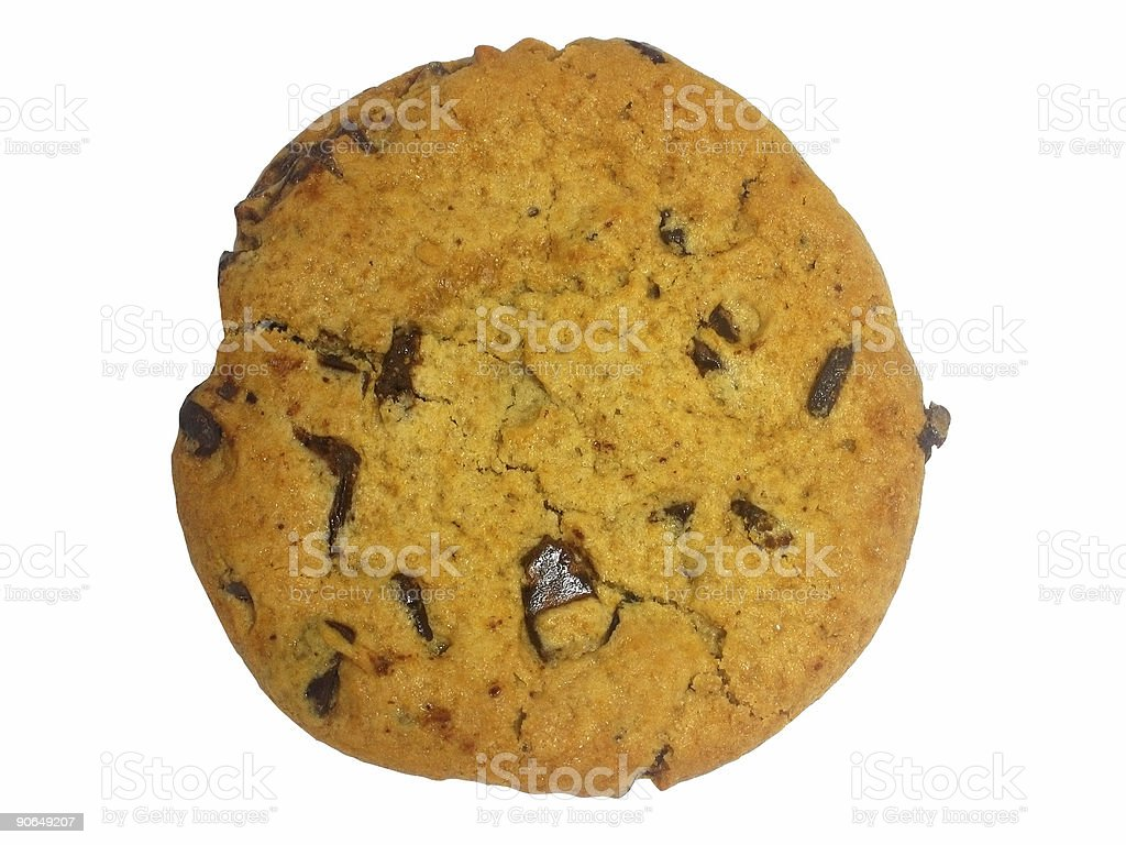 cookie 2 royalty-free stock photo