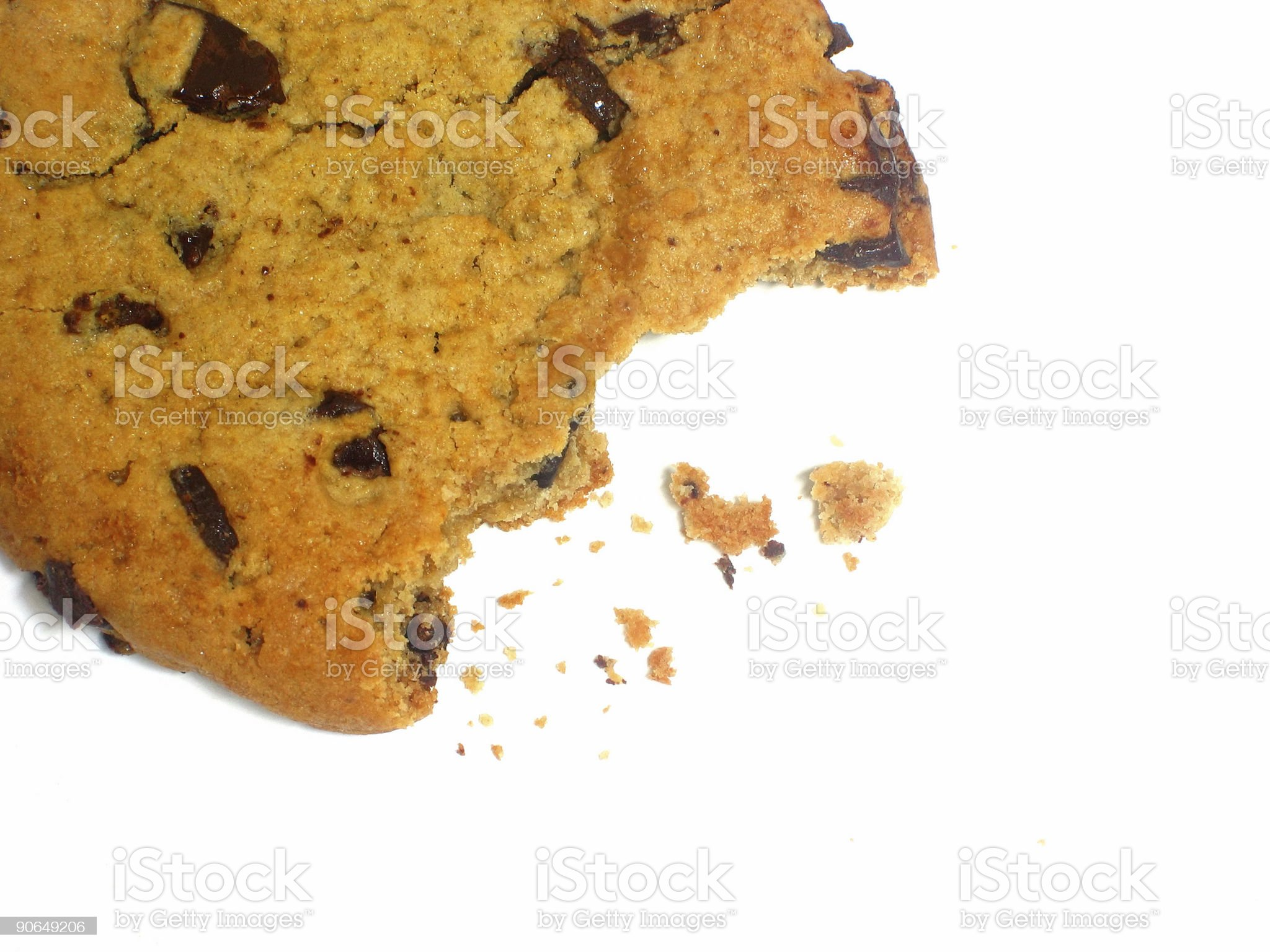 cookie 4 royalty-free stock photo