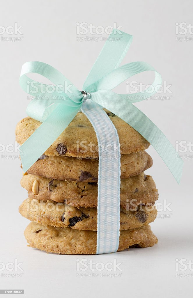 Cookie Almond royalty-free stock photo