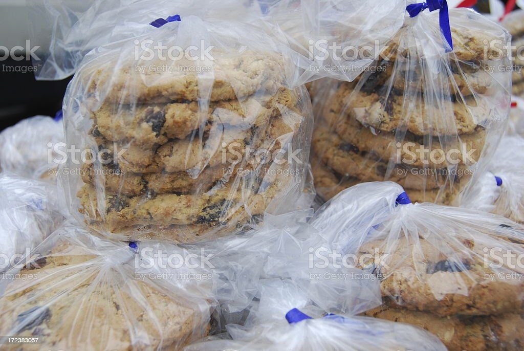 Cookie Bake Sale stock photo