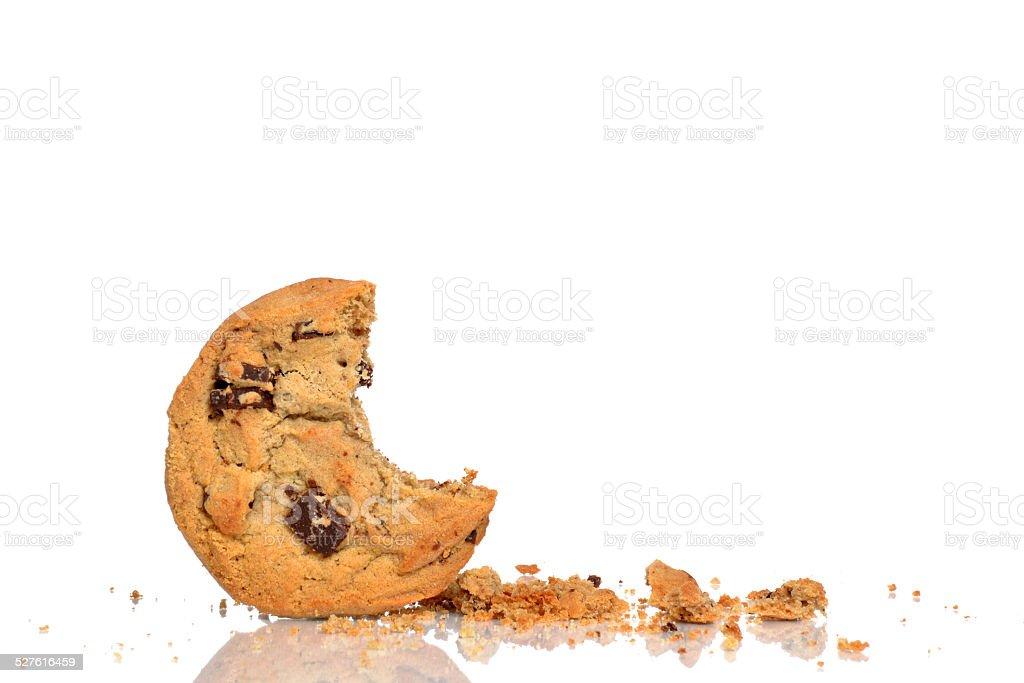 Cookie Crumbles stock photo