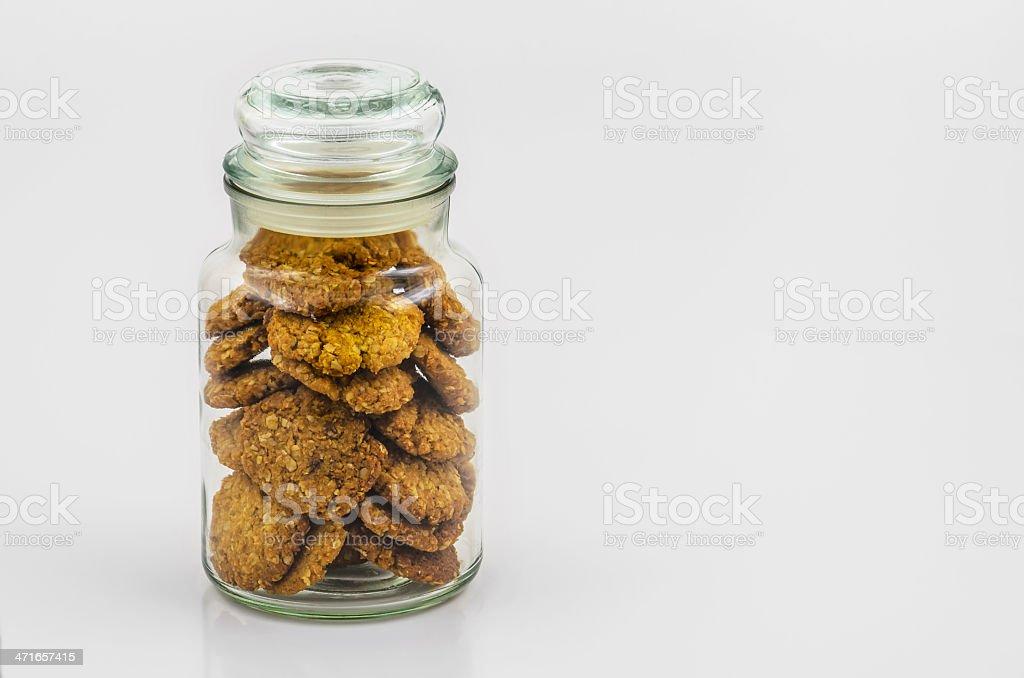 Cookie Jar 01 royalty-free stock photo
