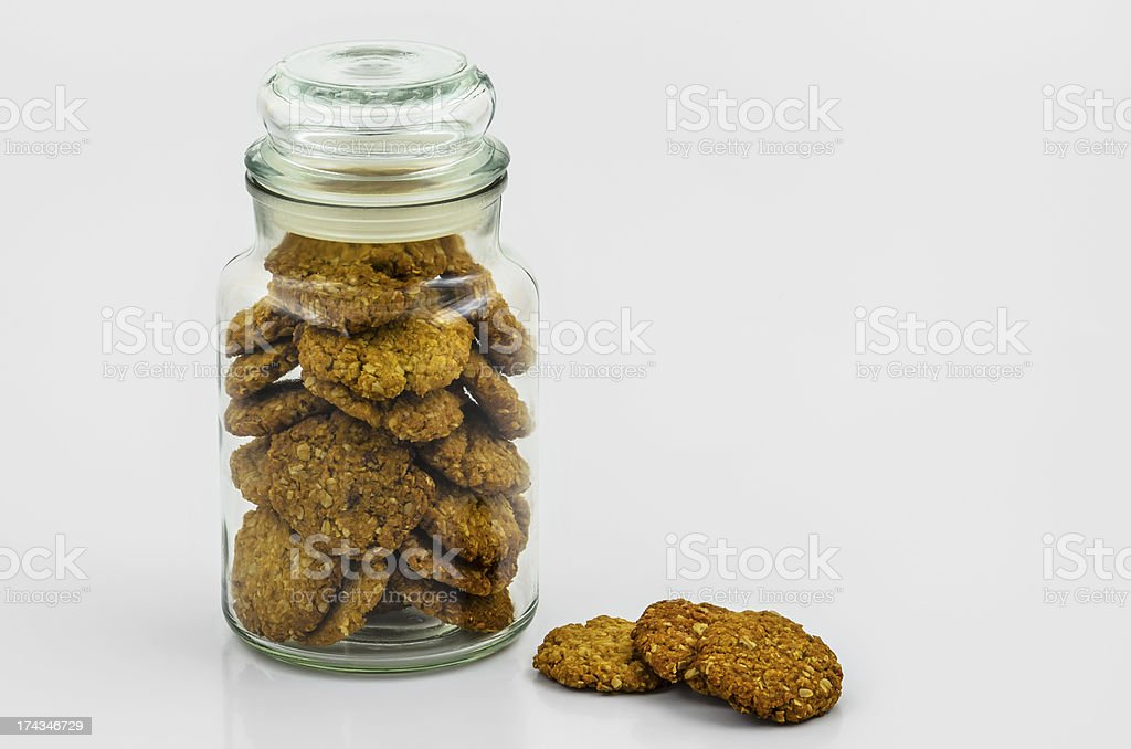 Cookie Jar 03 royalty-free stock photo