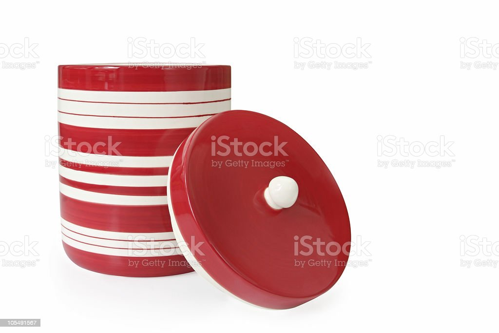 Cookie Jar royalty-free stock photo