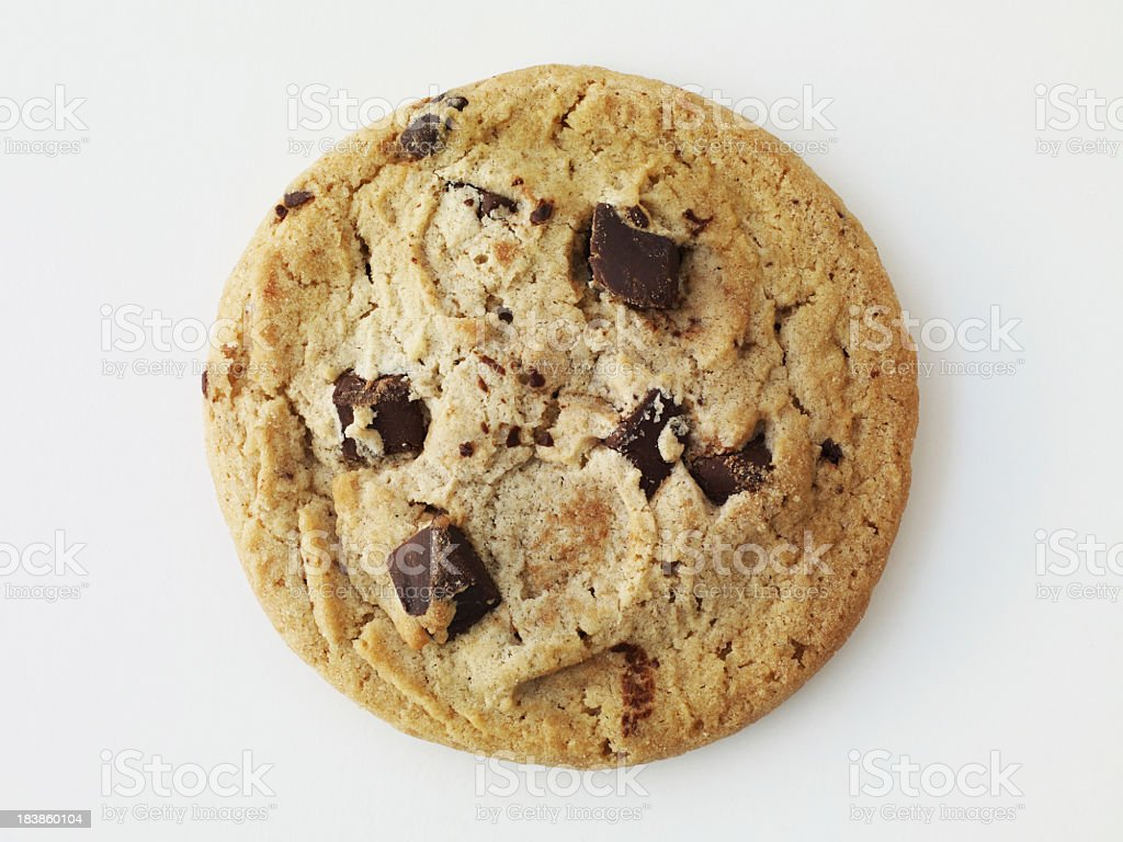 Cookie stock photo