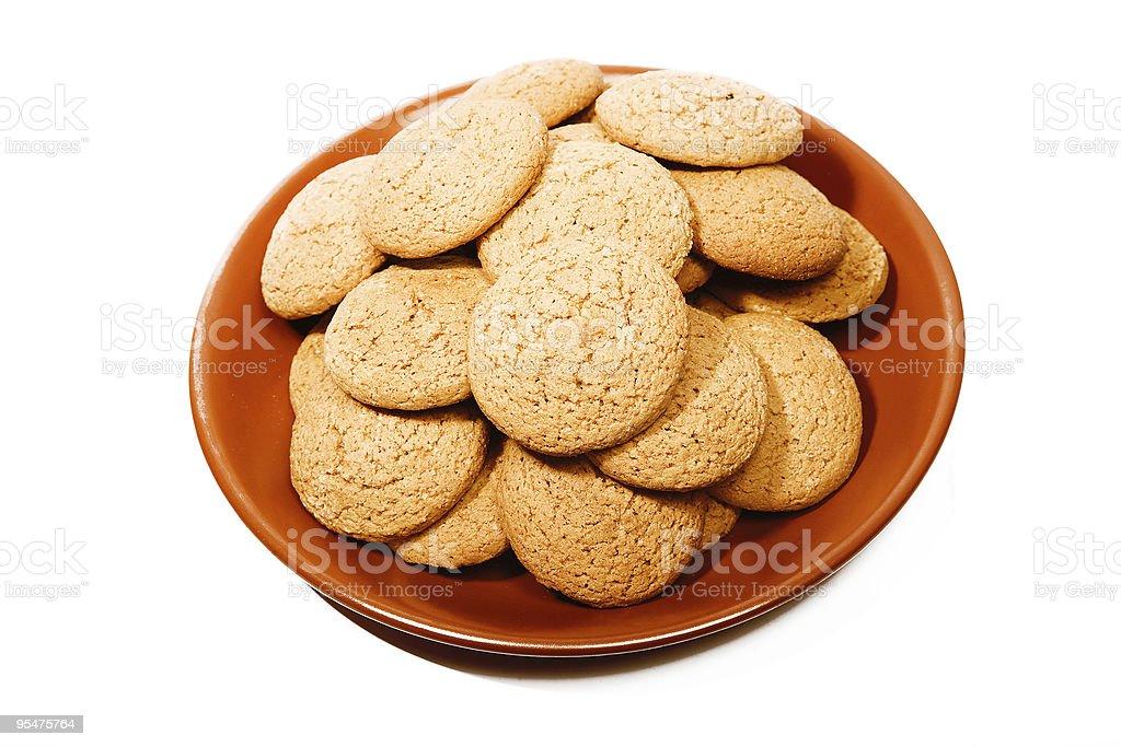 cookie foto de stock libre de derechos