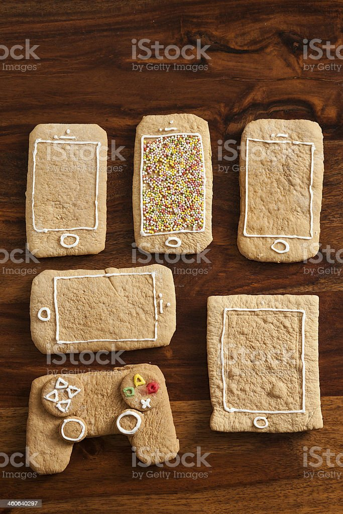 Cookies 2.0 royalty-free stock photo
