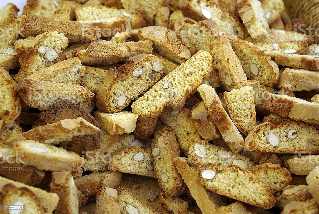 cookies close-up stock photo