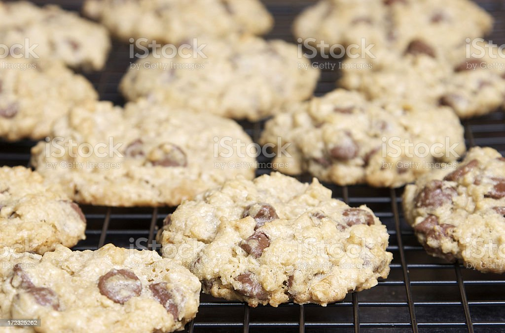 cookies cooling royalty-free stock photo