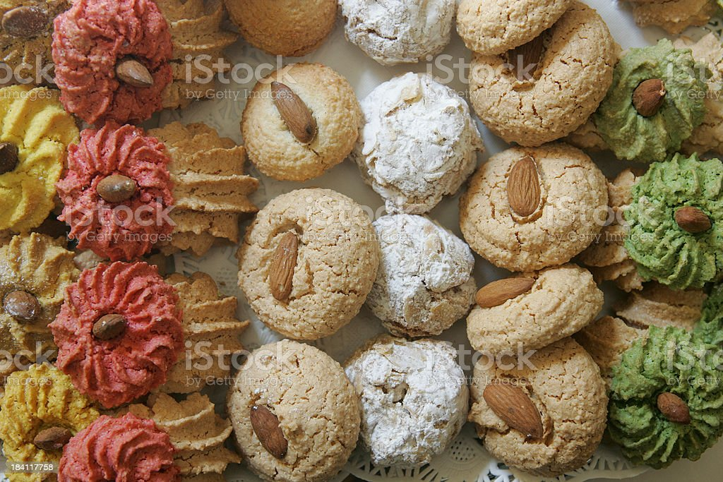 Cookies galore royalty-free stock photo